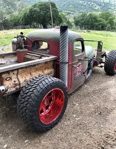 pics of rat rod trucks Rat Rod Trucks, Rat Rod Pickup, Rat Rod Cars, Custom Pickup Trucks, Cool Trucks, Big Trucks, Chevy Trucks, Cool Cars, Truck Drivers