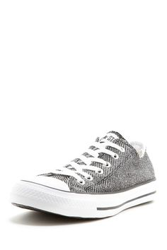 Herringbone tweed Chuck Taylor