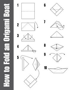 paper boat place cards template. Pictures on this site