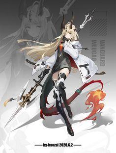 Female Character Design, Character Design Inspiration, Character Concept, Character Art, Fantasy Characters, Female Characters, Anime Characters, Cool Anime Girl, Anime Art Girl