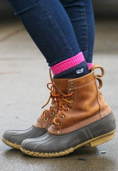 Bean boats outfit winter casual vineyard vines 31 ideas for 2019 Preppy Outfits, Preppy Style, Cute Outfits, My Style, Preppy Clothes, Fashionable Outfits, Work Outfits, Sock Shoes, Cute Shoes