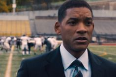 "After watching the movie ""Concussion,"" a Pennsylvania football star turned down a bevy of scholarship offers."