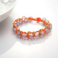 How to Make a Braided Friendship Bracelet with Small-hole Beads
