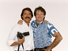 """Photographer Arthur Grace's three-decade-long friendship with the standup comic, actor and family man is remembered in a new book, """"Robin Williams: A Singular Portrait"""""""