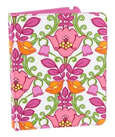 Loving this Lilli Bell Tablet Folio for iPad 2 on #zulily! #zulilyfinds