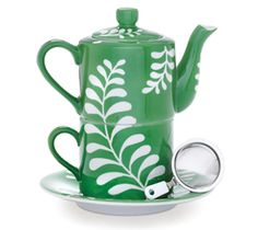 Fern Tea for One