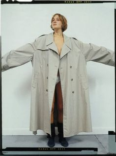 Margiela / Mark Borthwick / Purple Magazine 2000