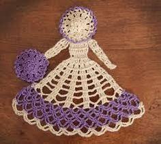 Image result for crochet wedding favors patterns