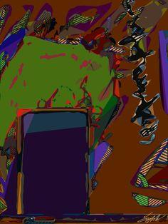 """""""Mandarin's Painting Box"""" - 2, by Sylok. http://www.pinterest.com/ssylok/sylok-art/"""