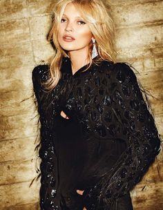 Vogue Paris, October 2012 | Kate Moss Is Unstoppable — See 150 of Her Most Stunning Editorials | POPSUGAR Fashion