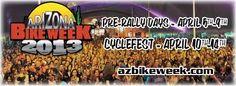 Arizona Bike Week 2013