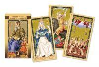 Golden Tarot of Renaissance: Estensi Tarot