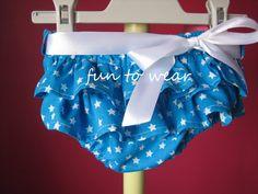 Stars diaper covers  Tapa-fraldas das estrelinhas by funtowearkids