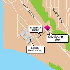 Cleaned-up site on Elliott may get office and retail