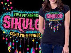 Sinulog, Shirt Designs, T Shirt, Tops, Women, Fashion, Supreme T Shirt, Moda, Tee Shirt