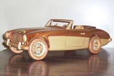 Resultado de imagem para models of wooden cars