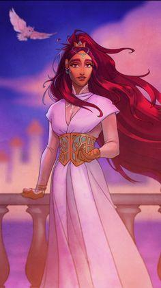 I just want Muriel happy. My Character, Character Concept, Character Design, Character Ideas, The Hanged Man, Princess Zelda, Disney Princess, Queen, Mystic Messenger