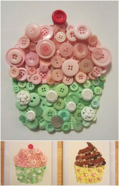 These 26 Adorable Projects Will Totally Change The Way You Look At Buttons!