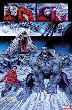 Weapon H #2 Marvel NM Comics Book