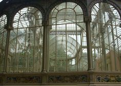 Victorian Greenhouse: my dream home!  LC
