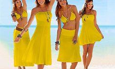 Groupon Goods Global GmbH: Vestido Bohemian por 14,90 € (53% de descuento)
