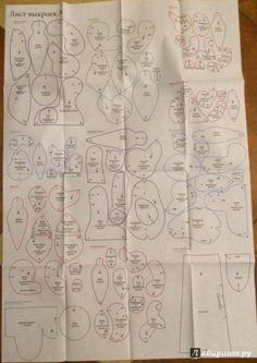 Иллюстрация 9 из 9 для Мишки Тедди и их одежда.100 полноразмерных выкроек - Татьяна Бедарева | Лабиринт - книги. Источник: Ковалева Светлана