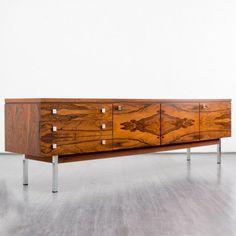 1960s rosewood sideboard - Karlsruhe