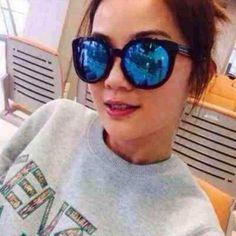 USD10.99Vintage Anti-SUV Blue Sunglasses