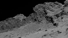 Europe's Rosetta probe ends its mission to Comet 67P by crash-landing on to the icy object's surface.