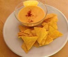 Rezept Cheese/Käse Dip für Nachos - wie im Kino von Sissymaus - Rezept der Kategorie Saucen/Dips/Brotaufstriche