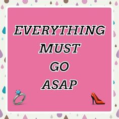 EVERYTHING MUST GO ASAP   EVERYTHING IS POSTED ON MER©ARI INVITE CODE: CQUAAW  All  Other