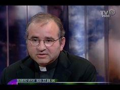 Padre José Gabriel Funes, astronomo, racconta gli anni del seminario in Argentina - YouTube