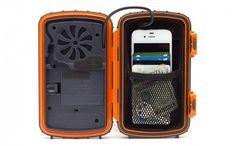 Ecoxpro waterproof speakercase-0 per smartphone