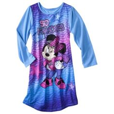 Disney® Minnie Mouse Girls Gown  (4T)