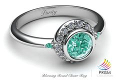 I LOVE this Purity ring!!!!! #turquoise #purity #love