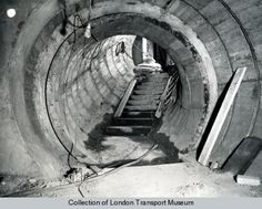 Unfinished -North End Tube Station Northern Line