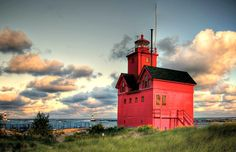 Great Lakes travel