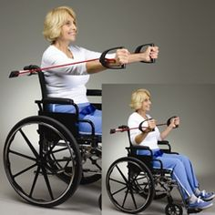 Keeping your body moving as much as possible should be a priority no matter what your disability.