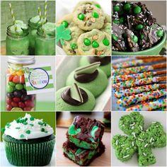 20 Tasty Treats For St Patrick's Day