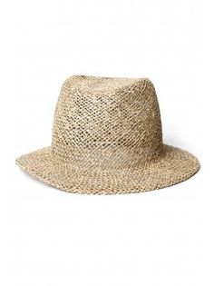 Scha Twisted Seagrass Hat - Chicago