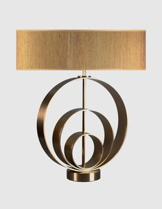 ATROPOS table lamp by Two Is Company