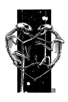 "Limited edition (10) token of Skeenee´s ""Kitten Skeletons"" available on www.makersplace.com. #cryptoArt #skeenee #cryptoartist #skull #skullart Sumi Ink, Anatomy Drawing, Ink Painting, Skull Art, Skeletons, Blockchain, Kitten, Digital Art"