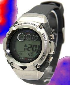 DW213LD Дата сигнализации ПНП Matt Silver Безель воды Сопротивление женщины дамы цифровые часы