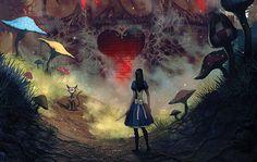 Alice: Madness Returns Art Book