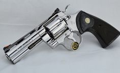 """Colt Python 4"""" bright stainlessLoading that magazine is a pain! Get your Magazine speedloader today! http://www.amazon.com/shops/raeind"""