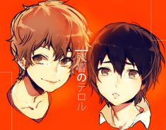 Lisa and Twelve, Zankyou no Terror