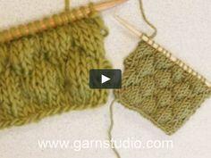 Baby Knitting Patterns Sweter How to knit a sailor bobble pattern Baby Knitting Patterns, Knitting Stiches, Knitting Videos, Crochet Videos, Knitting Projects, Crochet Projects, Crochet Patterns, Crochet Socks Tutorial, Bonnet Crochet