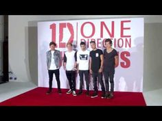 "One Direction ""This is US"" Photocall - YouTube"