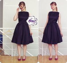 50s Style Dress (Burda Easy Fashion S/S2009)