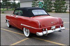 1953 Plymouth Cranbrook Convertible